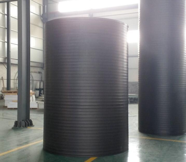 HDPE缠绕罐