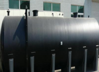 HDPE储罐的生产方法