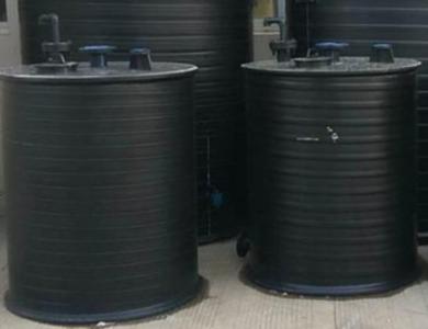 HDPE储罐的密封性能
