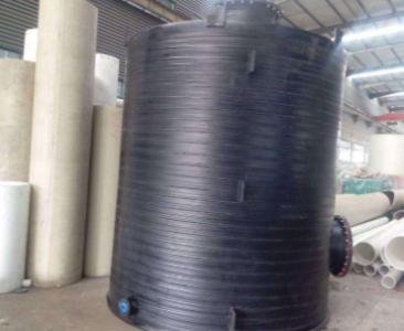 HDPE储罐操作的加工工艺