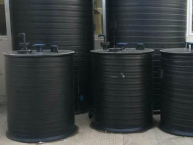 HDPE储罐的保温措施