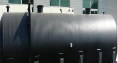 PPH储罐的焊接工艺