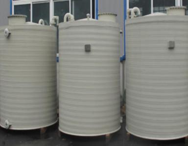 PPH储罐四点安全防护措施