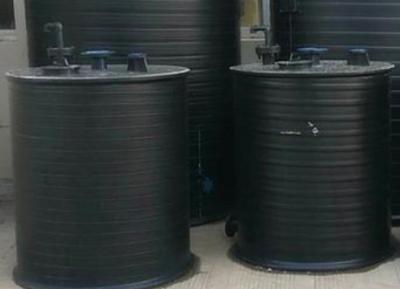 HDPE储罐的衬胶方式