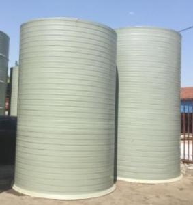 PPH储罐设计时对使用压力与温度标准