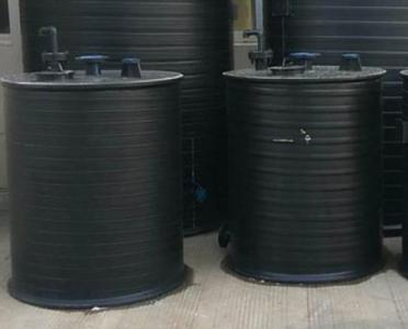 HDPE储罐的维护和保养