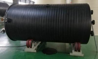关于HDPE储罐的机械密封故障和处理方法