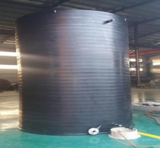 HDPE储罐的结构构成