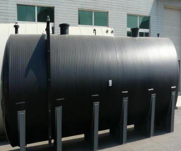 HDPE储罐使用的材料